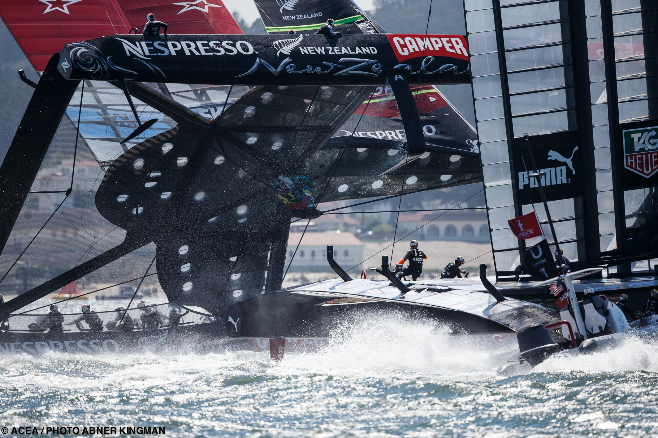 14/09/2013 - San Francisco (USA CA) - 34th America's Cup -
